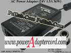 24V 1.5A 36W Round Barrel with Pin (IEC C14) ADP-36XB CPS05791-3A
