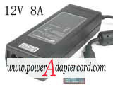 12V 8A 4-Pin Din 3-Prong FSP096-DMBD1 NEW Power AC Adapter