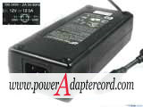 12V 12.5A 4-Pin DIN IEC C14 FSP150-AHAN1 NEW Power AC Adapter