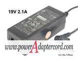 19V 2.1A Barrel 5.5/1.9mm 3-Prong ADS-40SG-19-3 19040G NEW Power AC Adapter