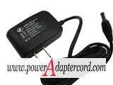 4.5V 1A Barrel 3.5/1.3mm US 2-Pin Plug UE040813DGWJ02 UE05L-045100SPA NEW Power AC Adapter