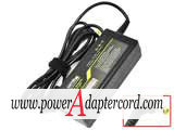 12V 4A Barrel 5.5/2.5mm 3-Prong 12-4-K NEW Power AC Adapter