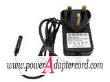 12V 2A 3-Prong UK 3-Pin Plug New QES-002 NEW Power AC Adapter