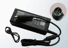 NEW EDAC EA11253 EDACPOWER ELEC Power Supply Cord PSU For 4-Pin 24V