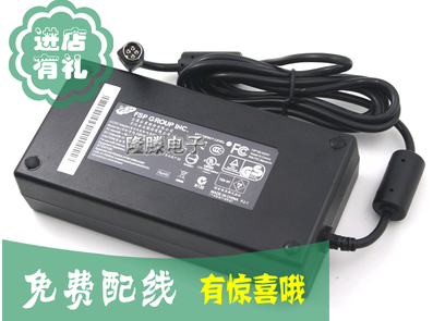 NEW Original FSP24V7.5A4PLARN Adapter FSP 24V 7.5A FSP24V 7.5A 4PIN Laptop Charger