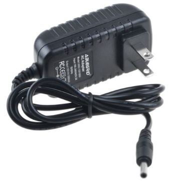NEW Siig NN-ADA011-S1 AC Adapter for NN-ADAO11-S1 1394 Fw Slim Power Supply Charger