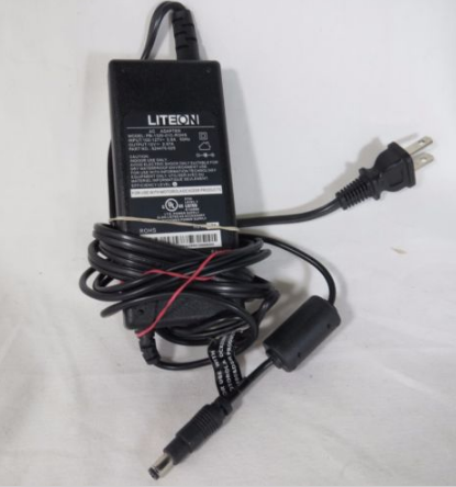 NEW LITEON PB-1320-01C-ROHS for Motorola HD DSR600 524475-025 12V AC Adapter