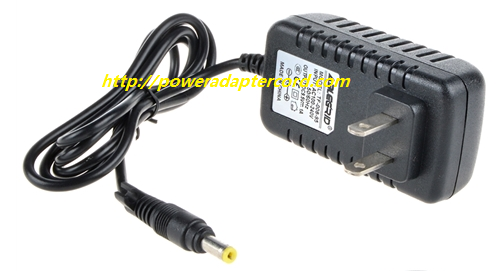 NEW Generic AD-E95100L ADE95100L 9.5V DC AC Adapter Charger Power Supply Cord