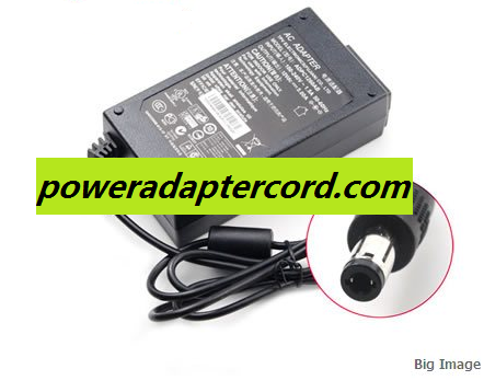 Brand New Power Supply Adapter 6pin AC to DC 12V / 5V 2A for HDD Enclosure Case