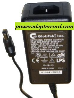 NEW AC Adapter For GT-21089-1509-2.0-T3 7.0V 2.0A Charger Power Supply Cord