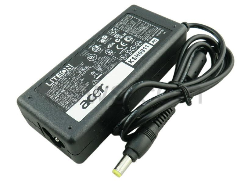 Original LiteOn Acer PA-1650-02 19V 3.42A 65W Genuine OEM AC Adapter Charger Power Supply Cord wire