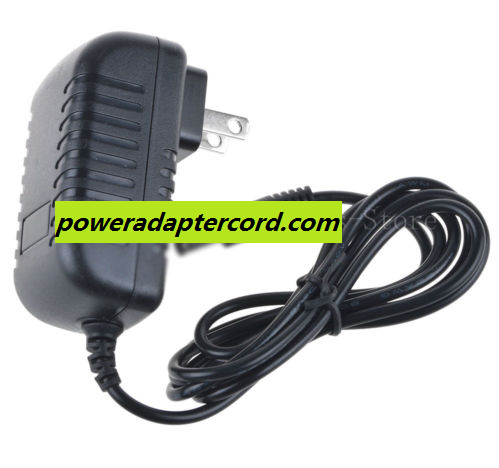 "For Acoustic Research AWS5 3.5"" Wireless Speaker Power Supply Charger AC Adapter"