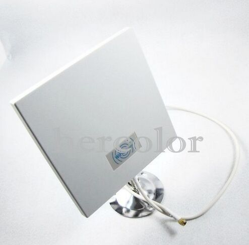 indoor outdoor WiFi antenna wireless Router COMPUTER High Speed strong through wall 2.4Ghz 14dbi directional f