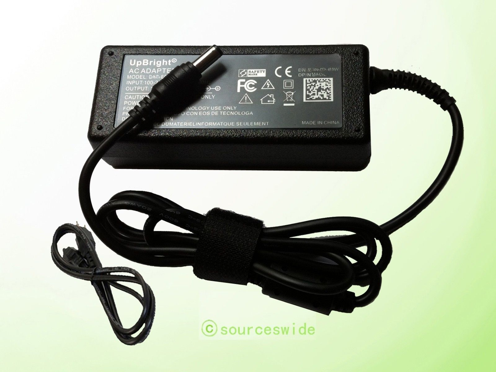 12V AC Adapter Charger Power Supply For Channel Well Technology PAA040F PAA050F